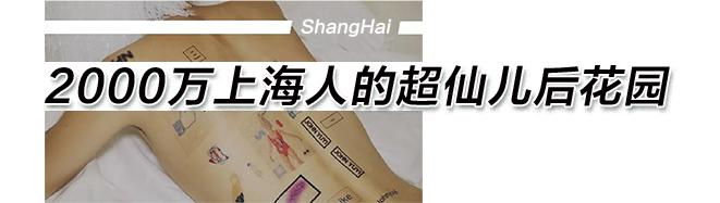 2000万上海人的超仙儿后花园,你竟然不知道?