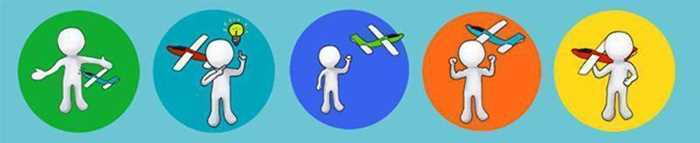 手抛滑翔机图示.png