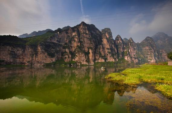 漫游十渡孤山寨,拒马河漂流(北京)