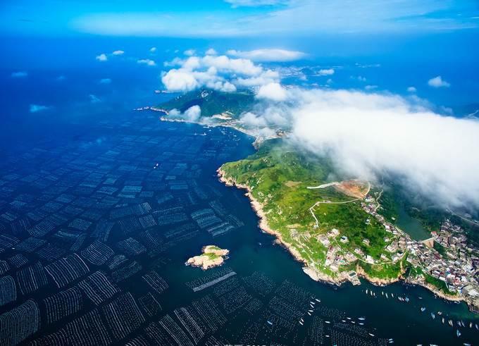 枸杞岛是浙江舟山嵊泗列岛中的一个小岛