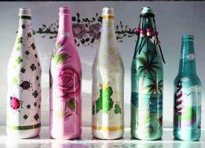彩绘玻璃瓶·深圳奥伦达部落亲子聚落活动公告图片