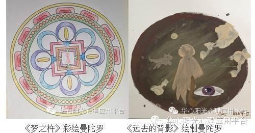 心灵之镜 荣格曼陀罗绘画治疗工作坊 第三期