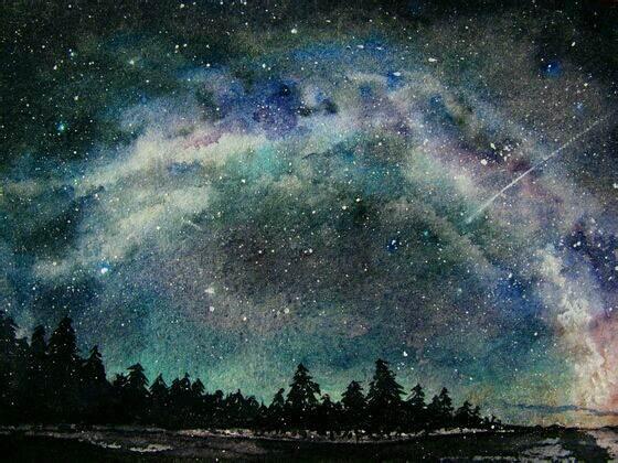 星空下的等待的头像