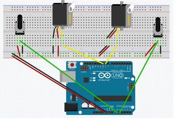 arduino工作坊