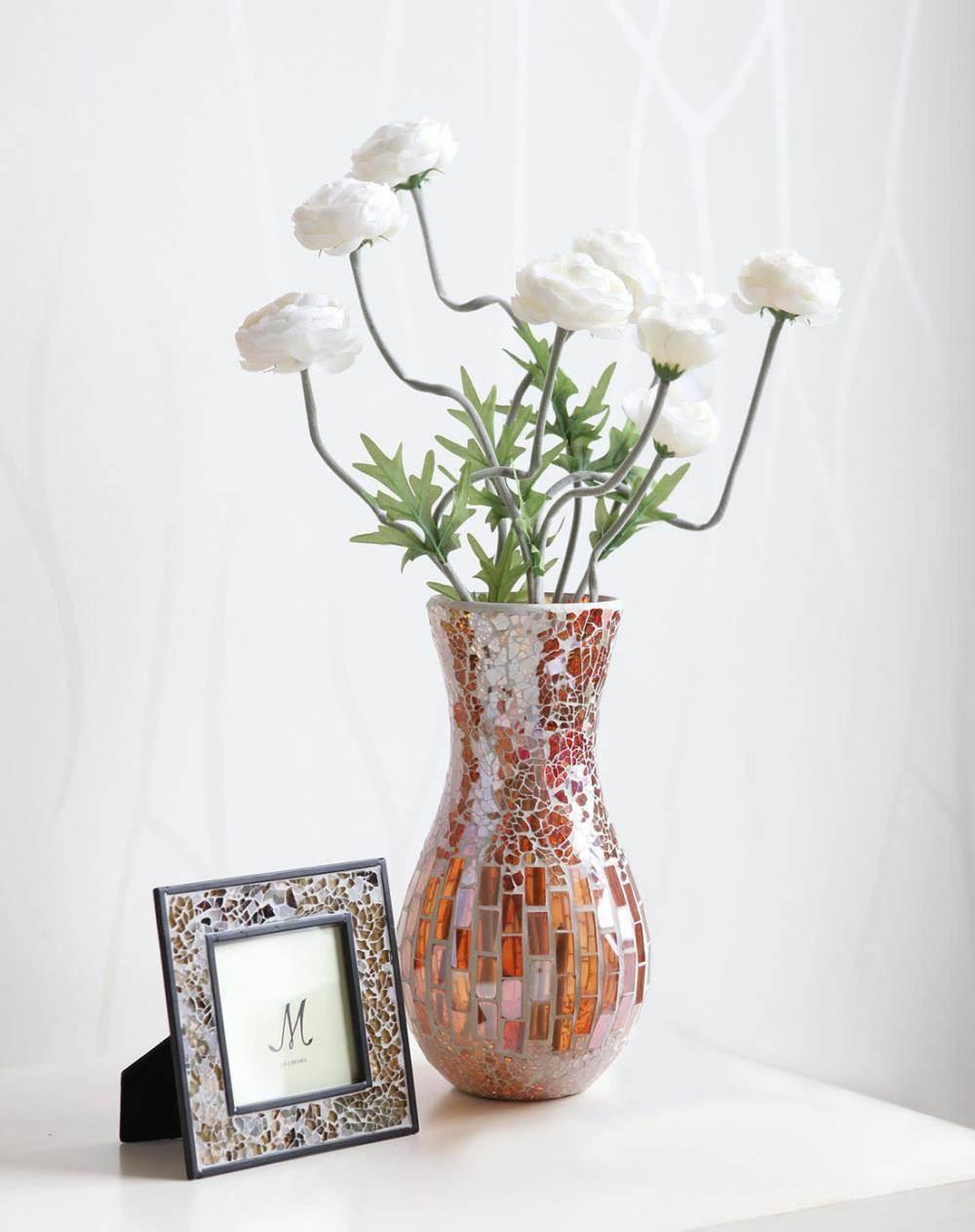 绽放的艺术|花瓶造型创作