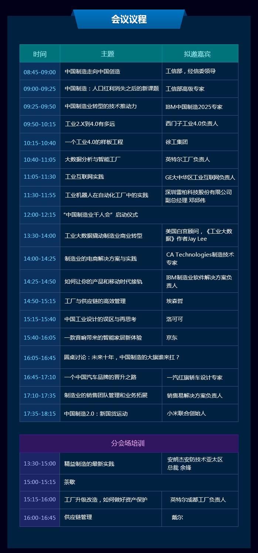 中国制造千人会2016峰会:回答制造业的一切难题——ZD至顶网_20151030144059.jpg