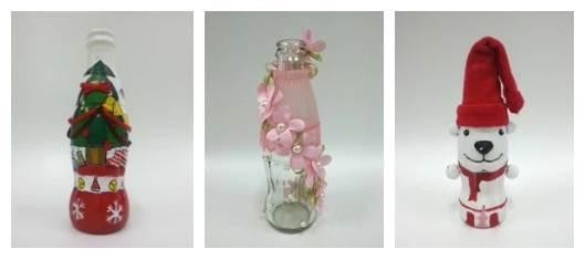 陶泥作品瓶子步骤图片