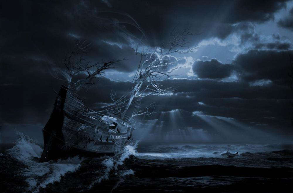 角色扮演,人性的善恶抉择以及心理恐怖带来的挑战,让进入幽灵船