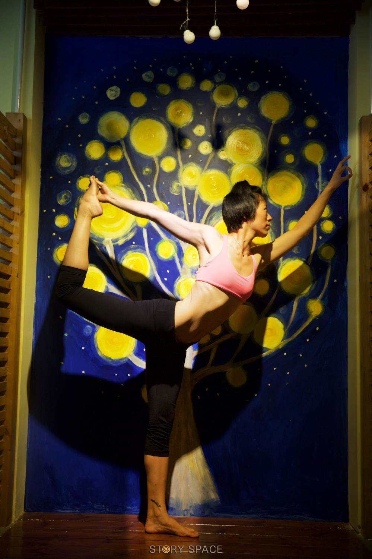 瑜伽私教班试听课图片