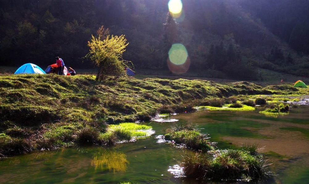 湖南后河风景区