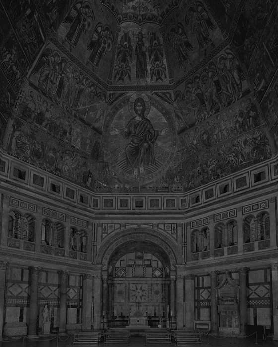© HIROSHI SUGIMOTO, Duomo, The Florence Baptistery. Courtesy of Galleria Continua (San Gimignano, Beijing, Les Moulins, Habana).jpg