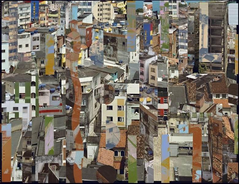 © STÉPHANE COUTURIER, Melting Point Salvador de Bahia no3, Bairro Iguatemi, 2011-2013. Courtesy of Les Douches la Galerie (Paris).jpg