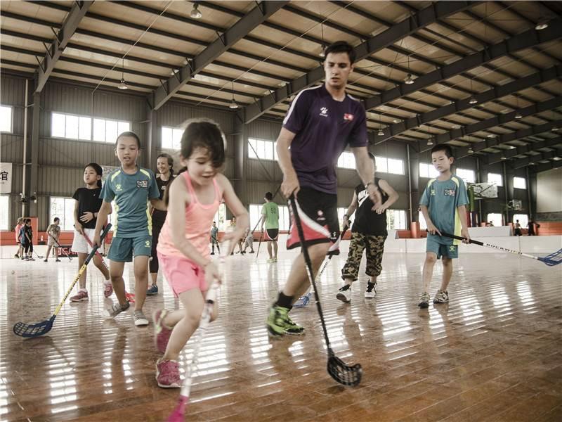 国际旱地冰球联合会中国区第九期教练员培训招募