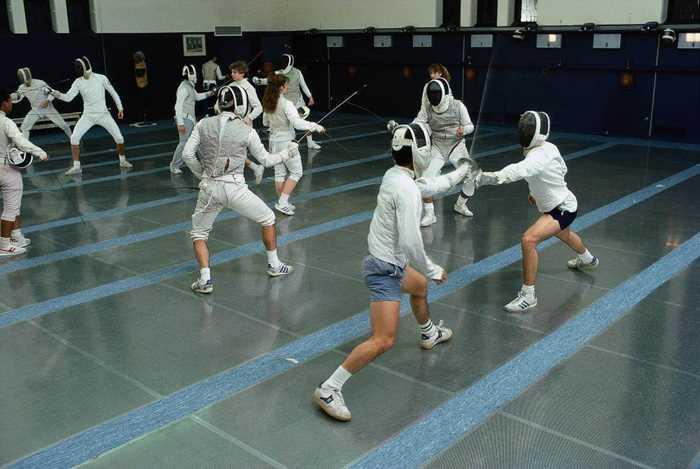 剑刃于心 勇者对决 击剑竞技课堂