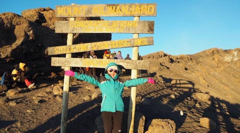 【爬行动物分享会】攀登非洲最高峰的那些事儿