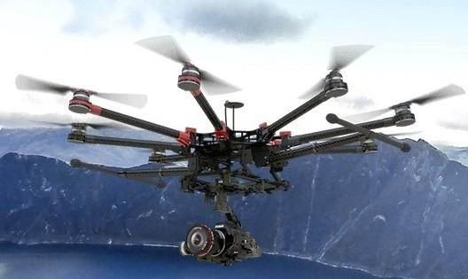 蘑菇云四旋翼飞行器寒假工作坊