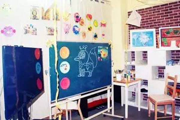 儿童绘画班试听课