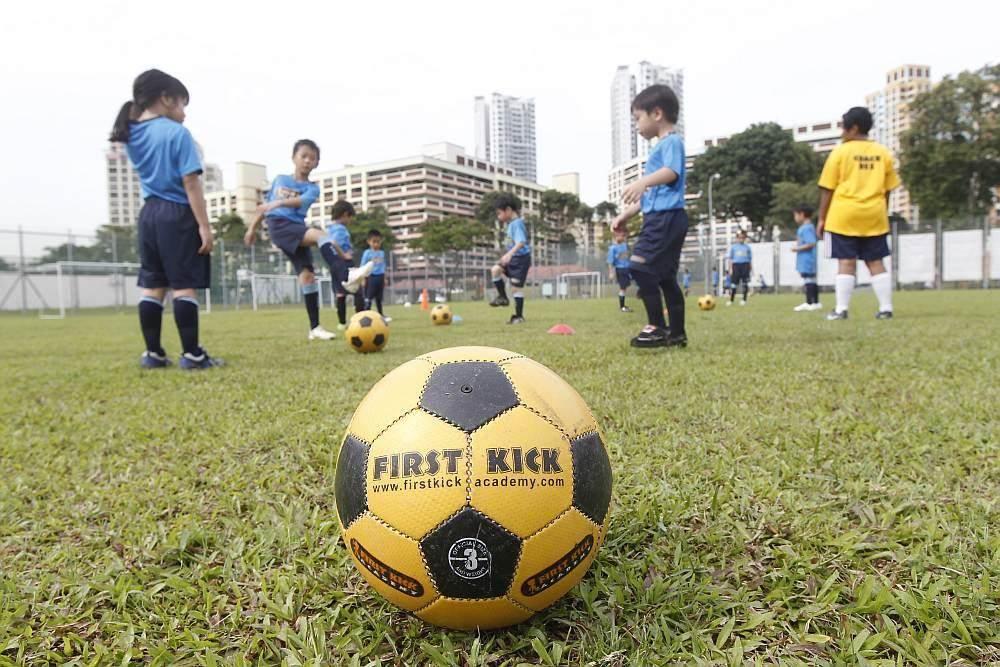 周末活动 | 新加坡儿童足球课程体验课 广州4个中心全面开放