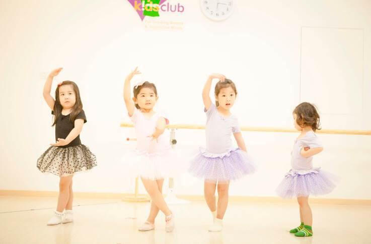 亲子芭蕾舞蹈体验 免费参加