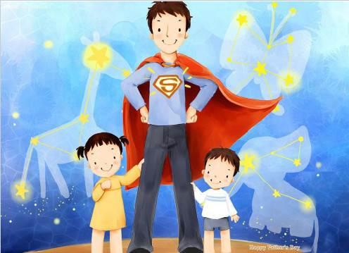 太阳宫:父子齐闯关 父亲节亲子活动图片