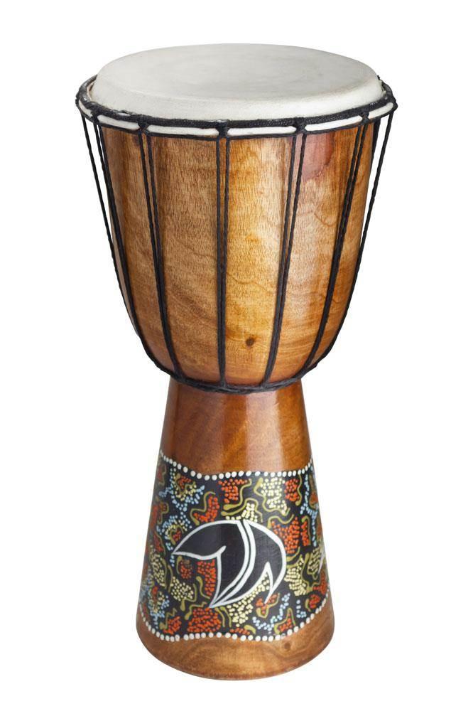 快乐如此简单 非洲手鼓体验课