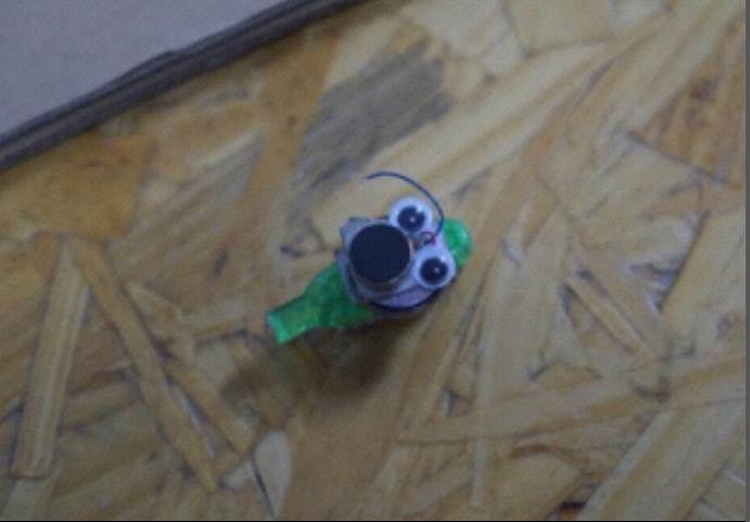 科技小制作电动爬虫