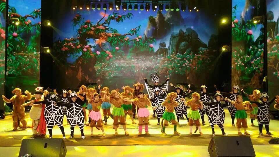 世界儿童日——儿童剧小演员体验日