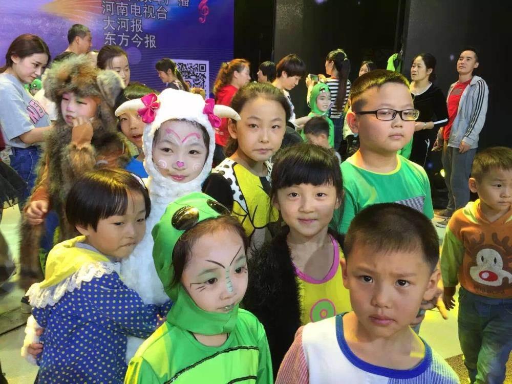 世界儿童日——小演员儿童剧体验日!