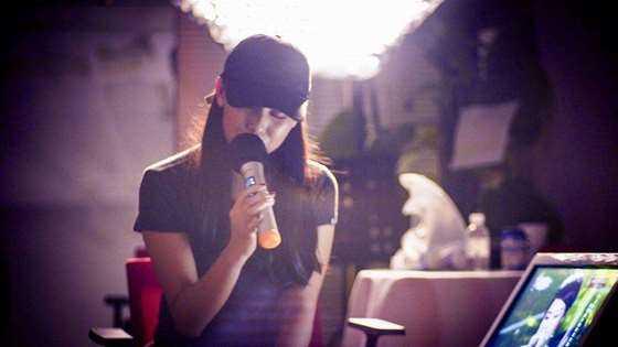 歌手 Cora.JPG