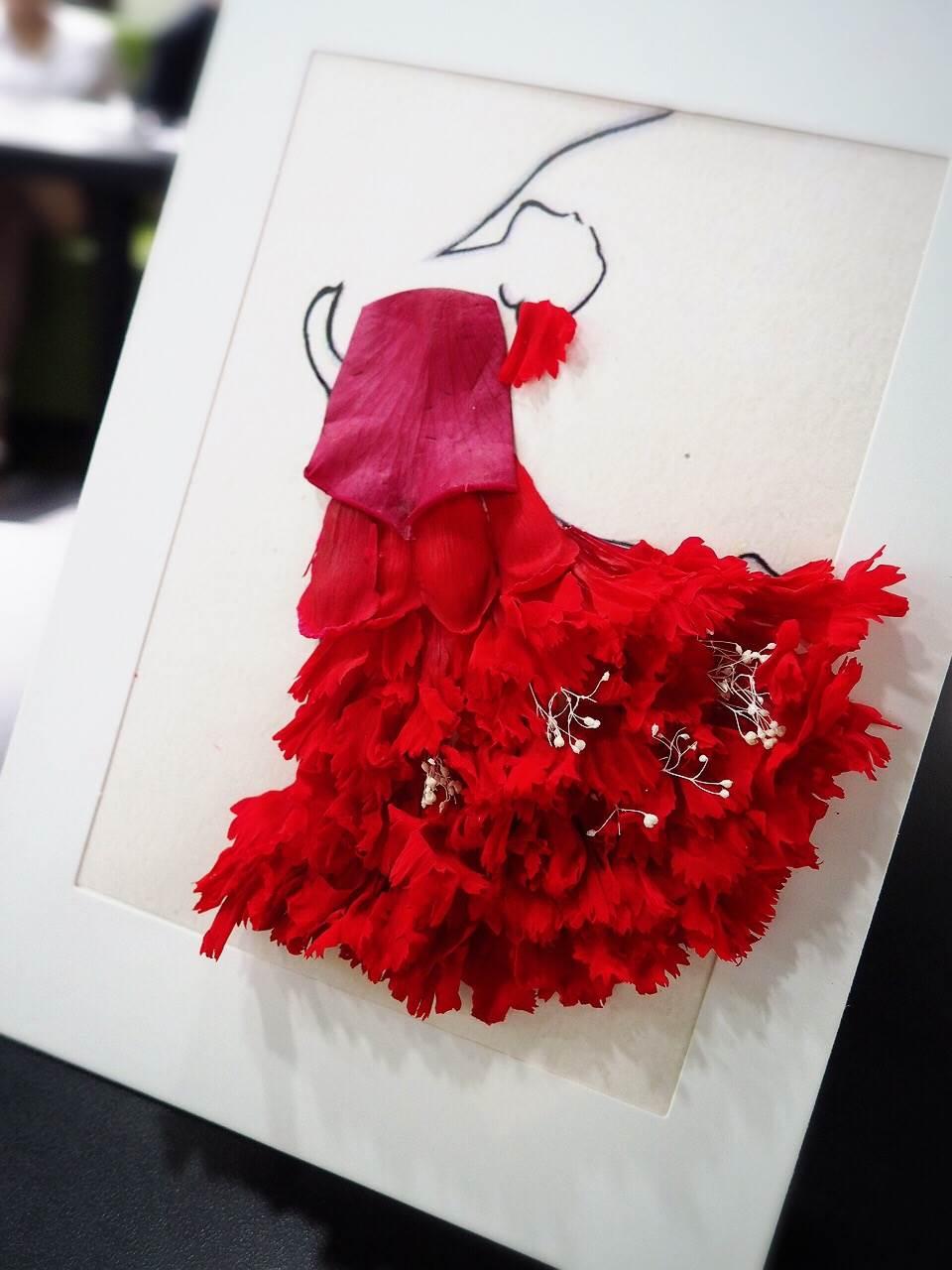 永生花贴画-今年夏天,请送我一条花花的裙 精彩城市生活,尽在活动行