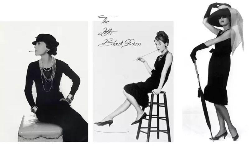 零基础服装设计||穿上小黑裙,演绎你的法式优雅