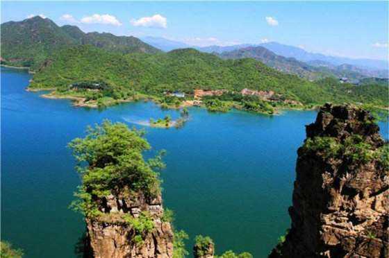 周六/周日,恋乡·太行水镇,畅游赤壁拍摄地易水湖 一日休闲活动