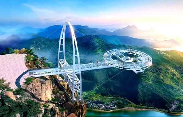 【玻璃栈道】石林峡 | 天云山 | 京东大峡谷 宇宙之眼 玻璃桥 勇者的
