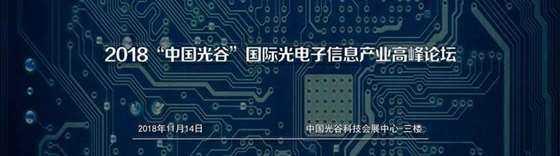"""2018""""中国光谷""""国际光电子信息产业 高峰论坛.jpg"""