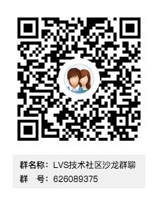LVS技术社区沙龙群聊群二维码.png