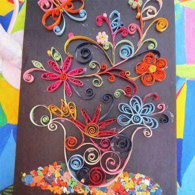 创意手工、水粉水彩画、儿童画、简单线描等等   年龄段:4-7岁儿童均