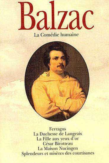 1842年,巴尔扎克构思了伟大的作品《人间喜剧》,这是一系列小说,按他