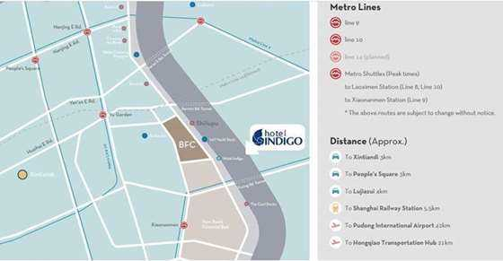 Indigo Hotel - Bund Financial Centre Map - Map.jpg