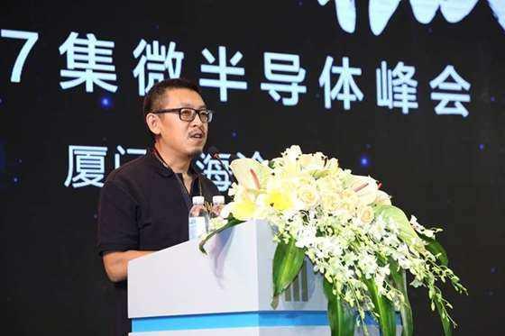 集微网创始人、手机中国联盟秘书长老杳2.JPG