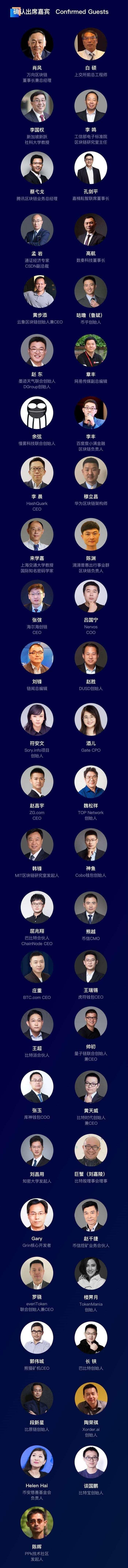 【回帖抽奖】2019全球区块链(杭州)高峰论坛