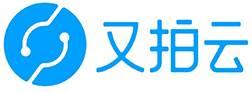 又拍云LOGO-横版-蓝色.jpg