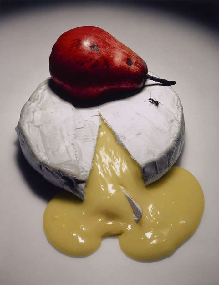 © IRVING PENN, Ripe Cheese, 1992. Courtesy of Galerie Thaddaeus Ropac (Paris, Salzburg, London).jpg