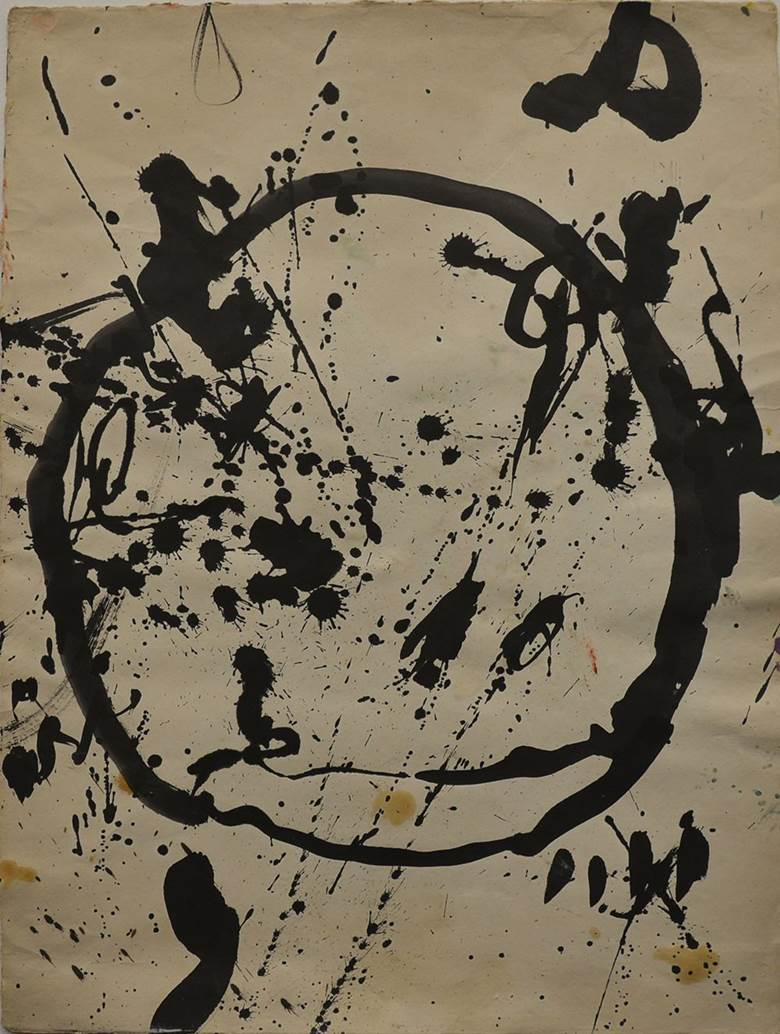 吉原治良 Jiro YOSHIHARA_NO.T0253_Pen on paper_75.5×56.0cm_1955~1965_m.jpg