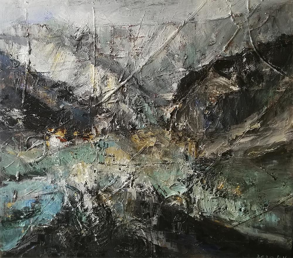 曲岩 QU Yan_山河大地_Oil on Canvas_130×150cm_2020_m.jpg