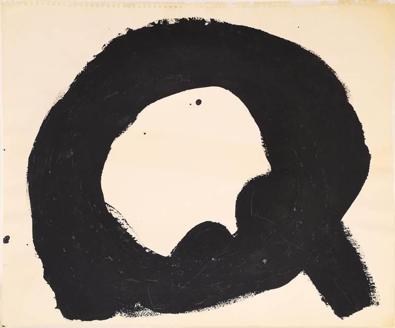 吉原治良 Jiro YOSHIHARA_NO.T0121_Acrylic on paper_37.0×44.5cm_1960~1970_m.jpg