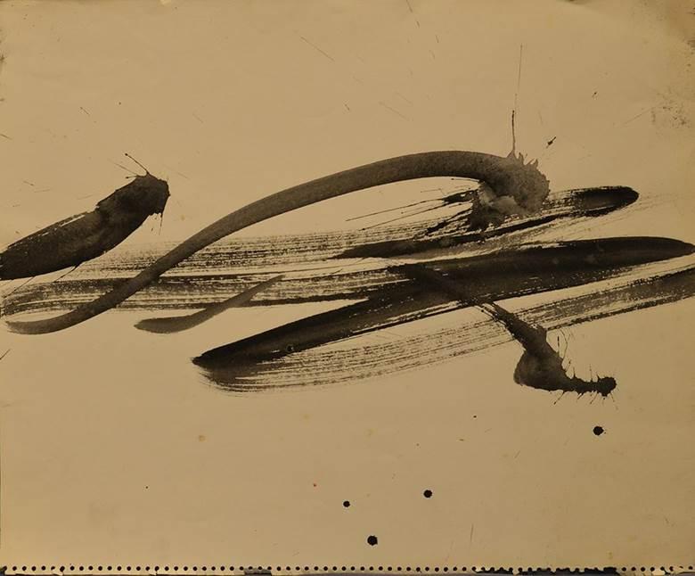 吉原 治良 Jiro YOSHIHARA_ NO.T0196_ Ink on paper _ 38.0×45.0cm _1955~1965_m.jpg