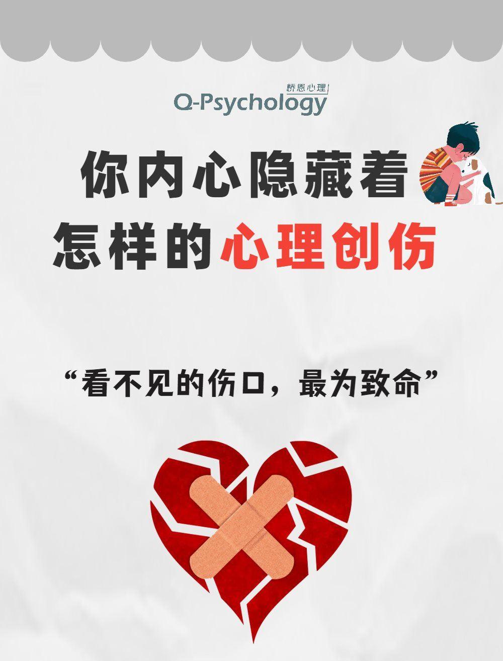 (不要删谢谢)你内心隐藏着怎样的心理创伤?-1.png