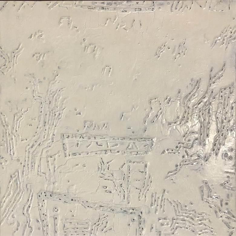年、月、日60x60cm 大漆混合材料 2020.JPG