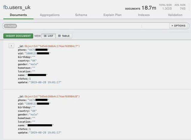 超4亿条与Facebook账户关联的电话号码数据库被曝光.jpg