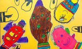 """""""绘""""声""""绘""""色 :零基础家长如何引导孩子体验艺术"""
